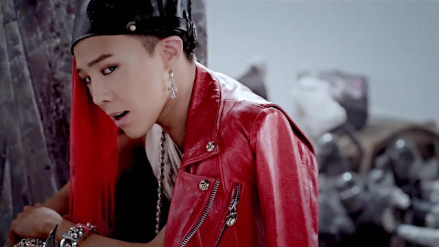 Pix For > G Dragon Hair Fantastic Baby