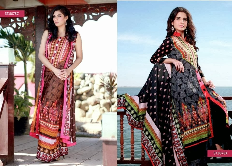 Summer Lawn Designs For Women