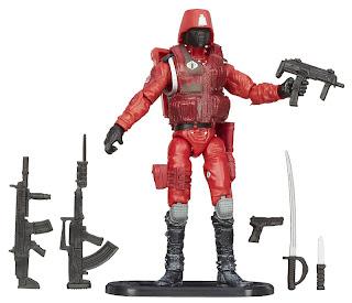 Hasbro GI Joe Retaliation Crimson Guard Figure