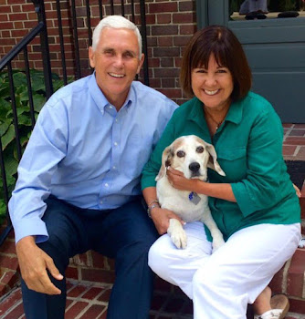 Pence Family Loses Family Dog Maverick