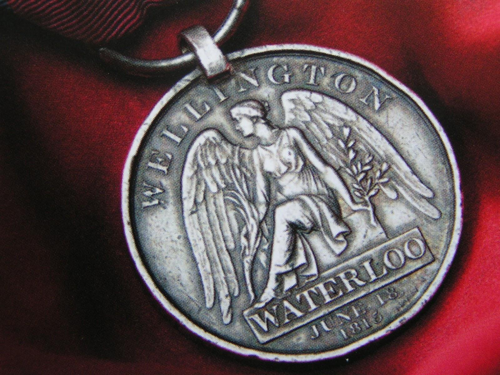 Campaign 2012 >> Waterloo Medal