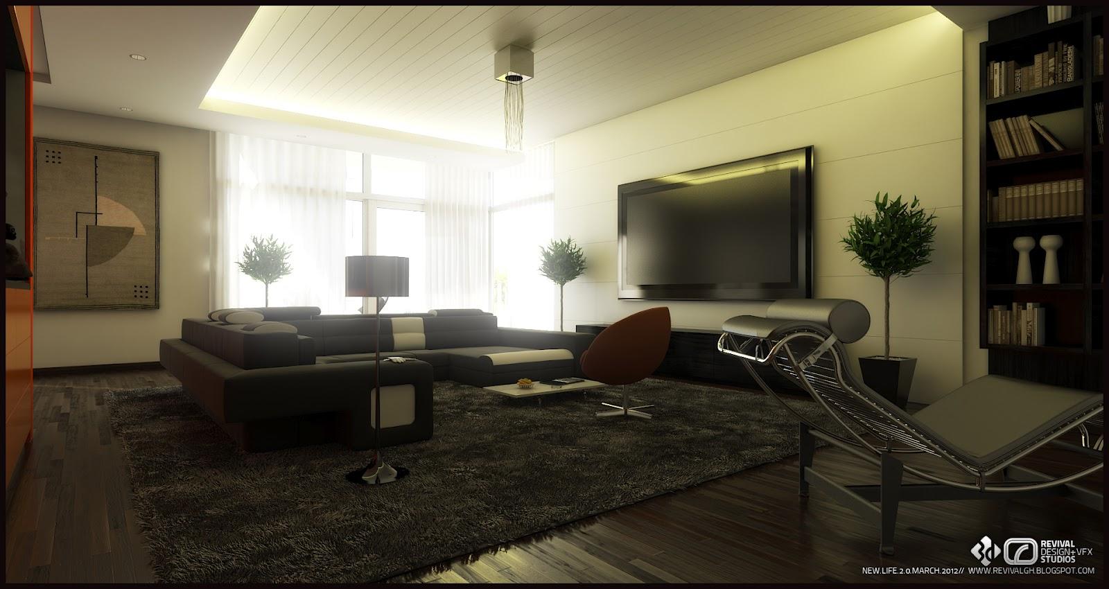 Premier place interior design 3d visualization r d v s for Interior design places