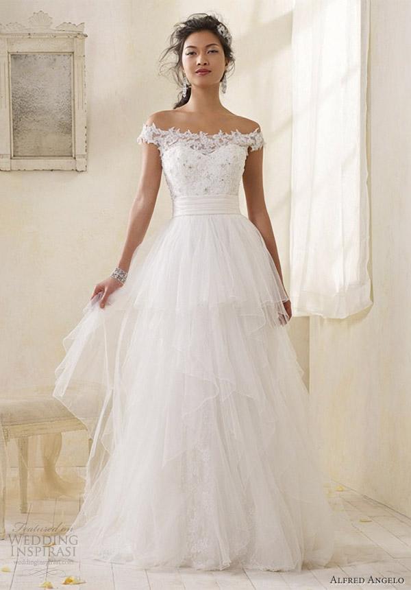 Modern Vintage Wedding Dresses Pinterest