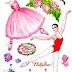 Одевалка. Балерина Цветов.