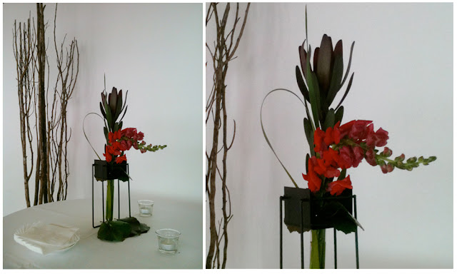 Buffet Flower Arrangement