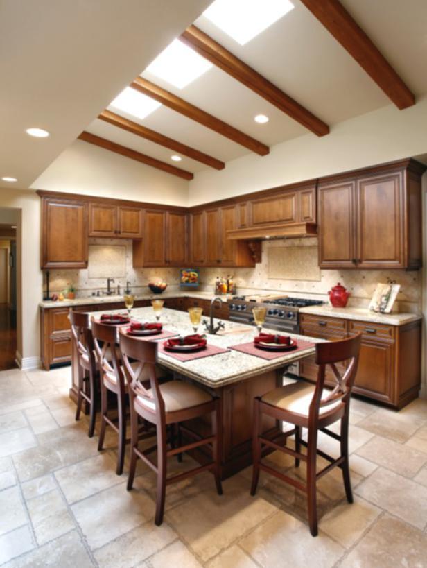 Muebles de Cocina Funcionales y muy Lindos | Cómo Diseñar Cocinas ...