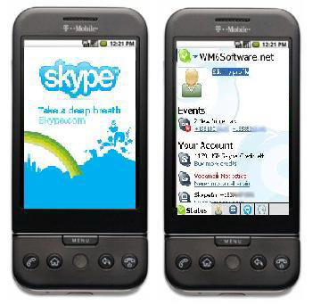 how to use skype on mobile