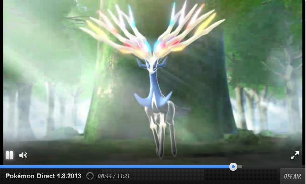 E eu lhes apresento... Pokemon+x