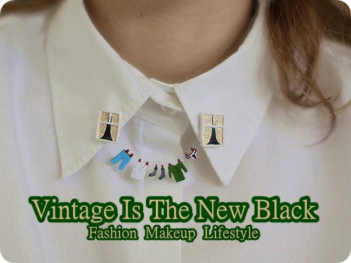Vintage Is The New Black