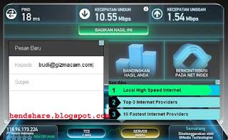 Cara Mengecek dan Mengetahui Kecepatan Akses Internet