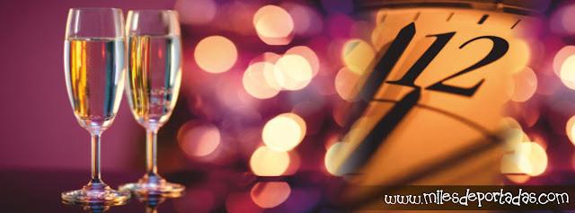 Portadas para Facebook - Feliz Año Nuevo 2013