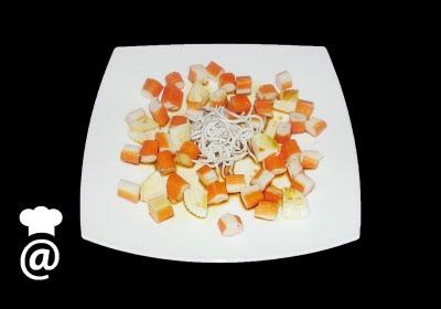 Recetas Dieta Dukan: Ensaladas de Proteinas para Fase Ataque