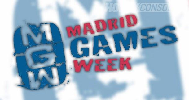 Sorteamos 5 entradas simples para la Madrid Games Week