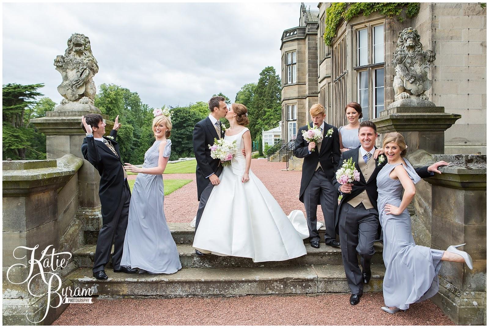 Katie Byram Photography: Floral & Sequins: Rachael & Danny\'s Wedding ...