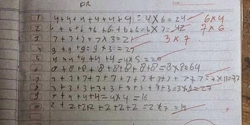 PR Matematika SD Paling Terkenal