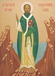 St. Patrick, Patron of Ireland
