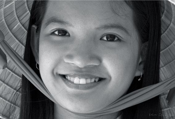 cười xinh