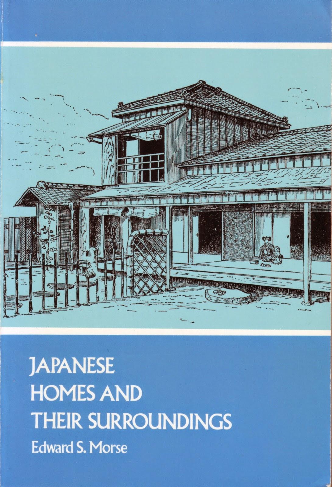 la maison japonaise et tout ce qui l'entoure