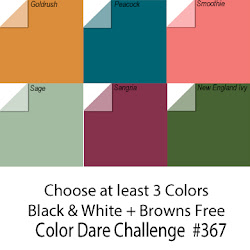 "CLICK HERE for Color Dare Challenge #367 ""Love of Color"" - CLOSES Nov 14th"