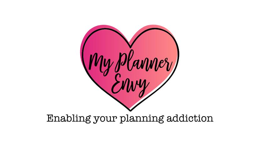 My Planner Envy