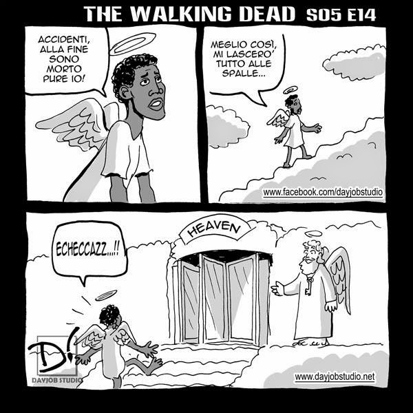 The Walking Dead 5x14 (Dayjob Studio)