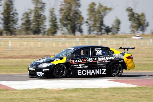 Mario Gerbaldo venció en su debut en el TC 2000, que disputó su 1ra ...