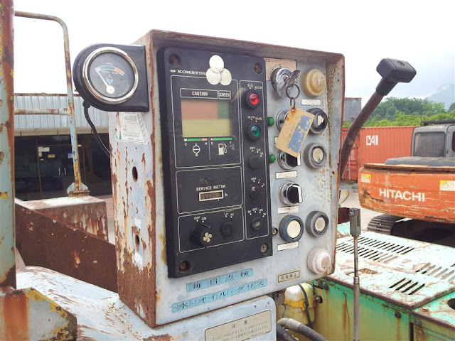 Komatsu BR200J Mobile Crusher SSL Ipoh