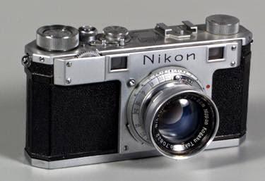 Nikon I  - Kamera Nikon Pertama Kali
