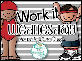 http://queenofthefirstgradejungle.blogspot.com/2015/06/work-it-wednesday-week-3.html