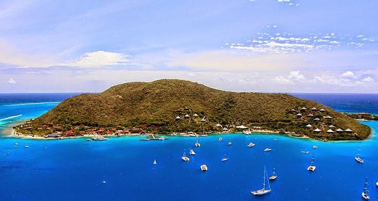 British virgin islands yacht clubs