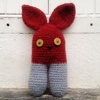 wool amigurumi