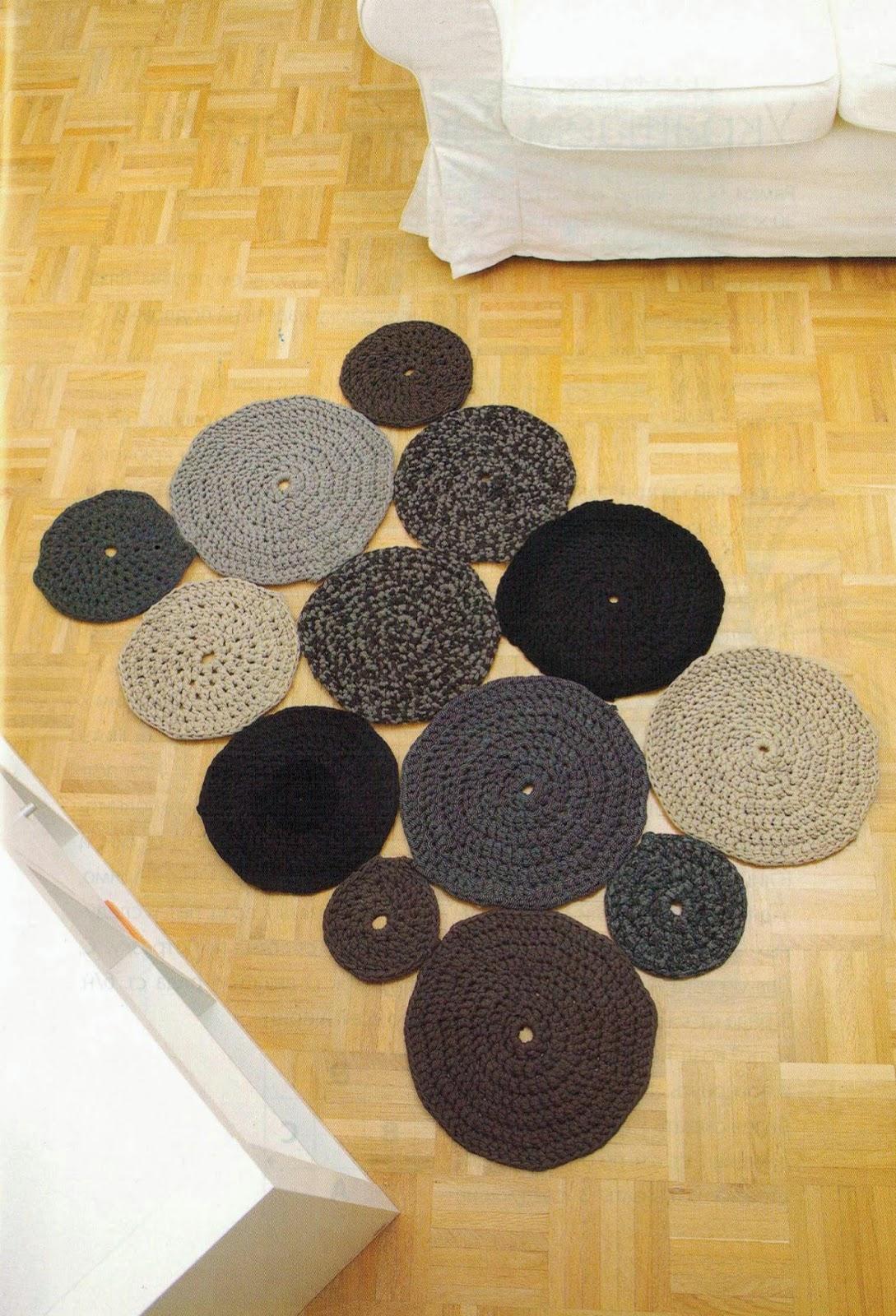 Простейший способ вязания из шнуров и толстой пряжи