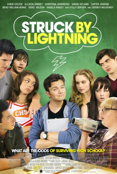 Struck By Lightning (2012) 720p WEB-DL 600Mb Mkv