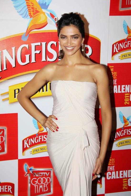Deepika Padukone exposing her round sexy figure in tight dresses