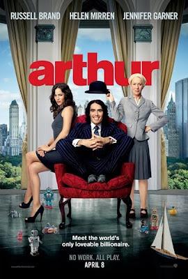 Ver Arthur Película Online Gratis (2011)
