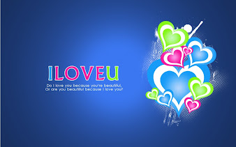 #12 I Love You Wallpaper