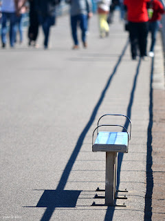 lonely seat