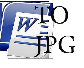 Cara Mengkonversi Word Menjadi Format JPG