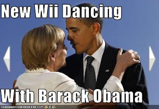 Barack Obama Animated Dancing Throwing Money Gif