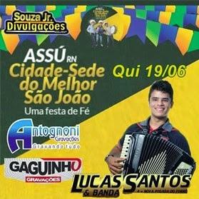 BAIXE LUCAS SANTOS E BANDA NO SÃO JOÃO DE ASSÚ 2014