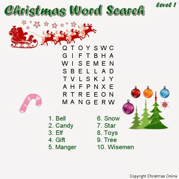 ... for free 4 christmas wordsearch for kids printable for free 5