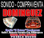 Compra Venta Dominguez