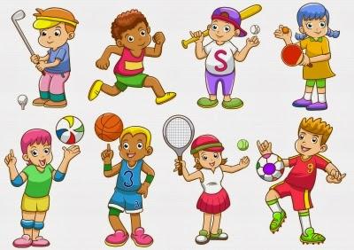 Image result for children keeping fit