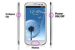 formattare android e reset samsung galaxy