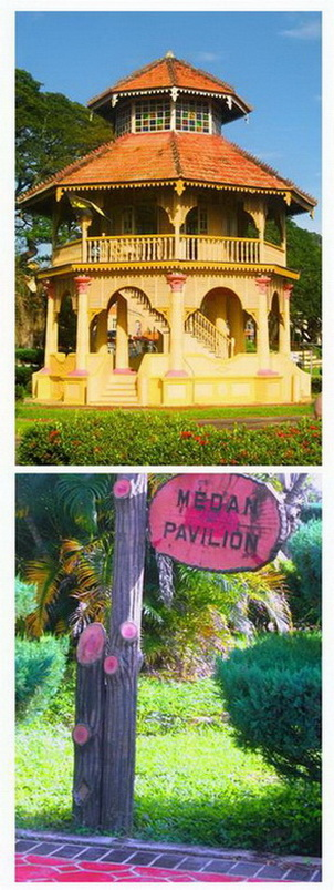 MEDAN PAVILION KUALA KANGSAR
