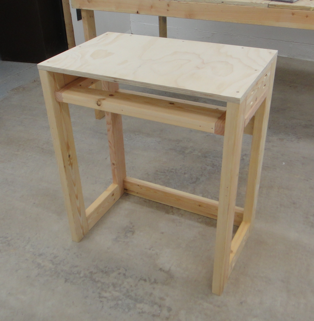 Woodworking plywood desk plans easy PDF Free Download