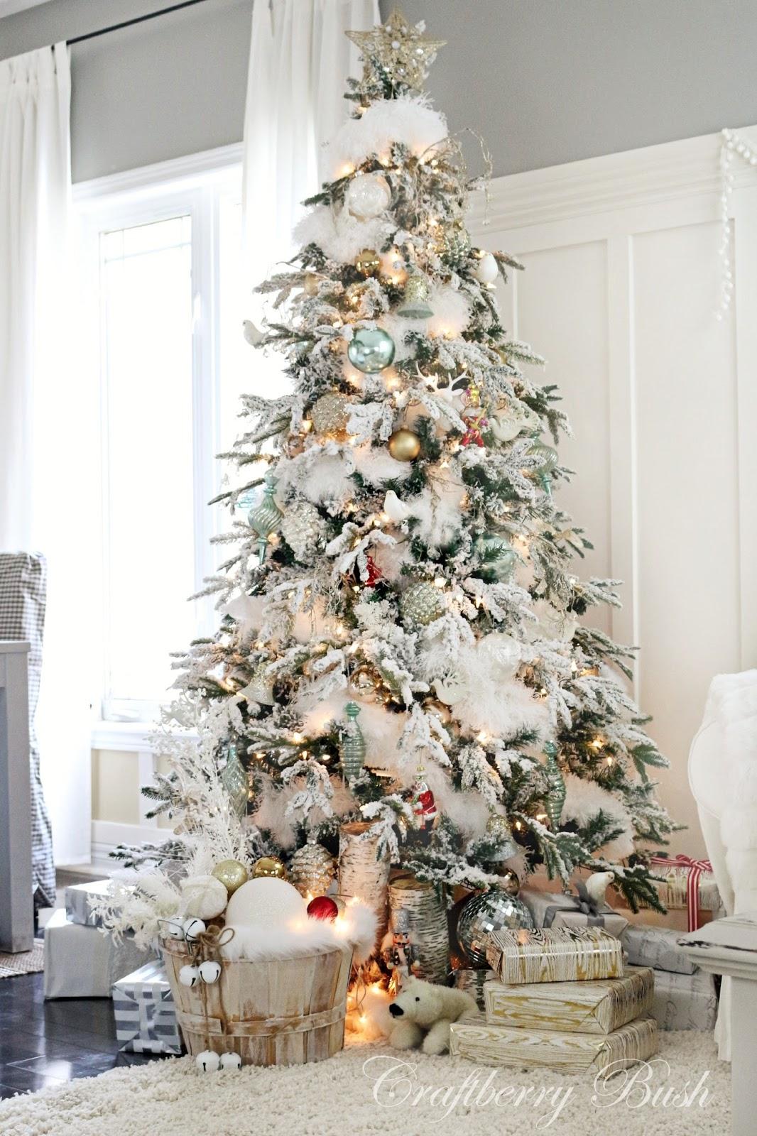 Monday Moments with Beautiful Christmas Trees   My Life Abundant