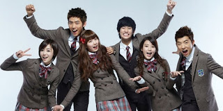 7 Drama Populer Korea Yang Bertema Masa SMA