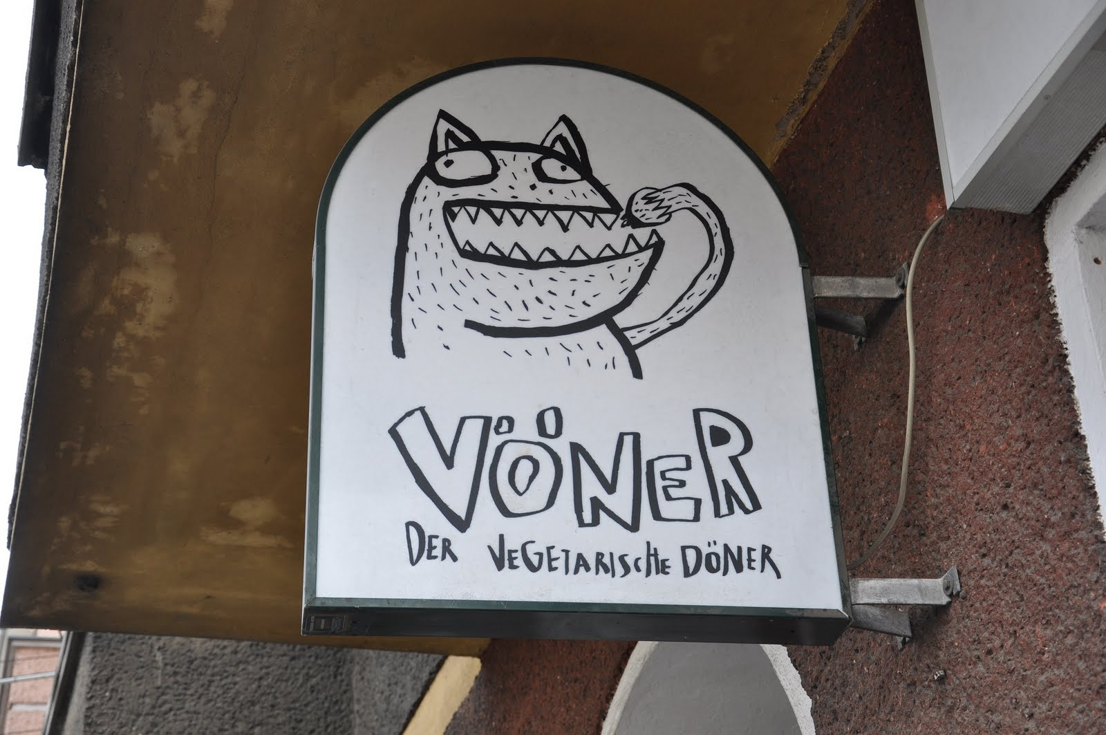Veggie Guide Berlin - Teil 3 - Vöner – The Vegetarian Diaries