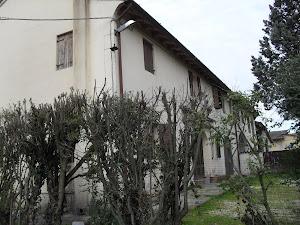 La casa dello scrittore Giovanni Comisso, a Zero Branco (Tv).